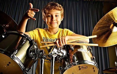 Learn Drums (Beginners)