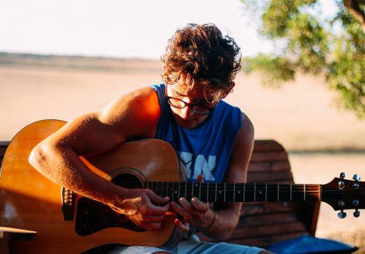 Guitar Lesson (Advanced)