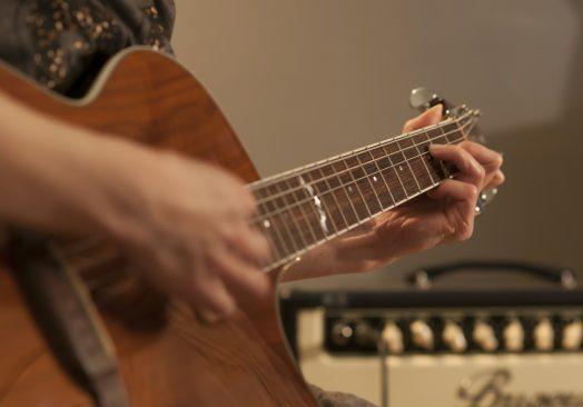 Guitar Lesson (Intermediate)